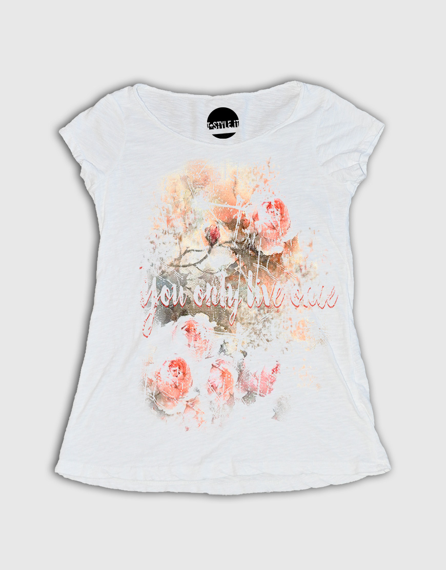 Only T-Shirt Donna