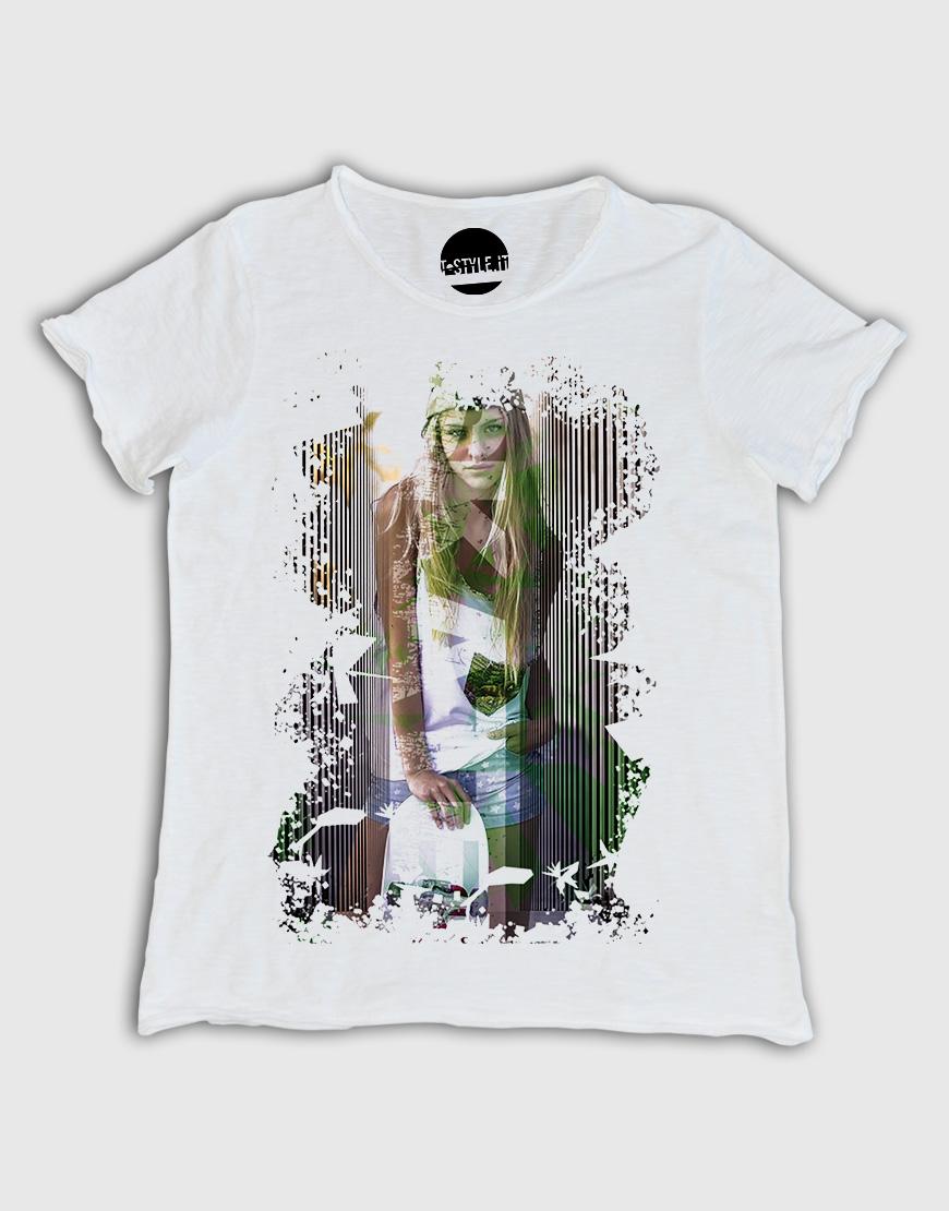 Eccezionale T-shirt Uomo con grafica Skate – T-style PT99